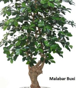 Handgjort träd