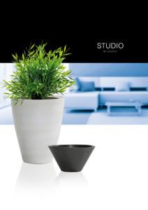 Keramik kruka Studio
